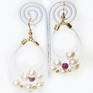 【送料無料/新品】 真珠 パール ピアス あこや本真珠 トルマリン 耳飾 ヌーディー, ミヤギグン 1d22f0c9
