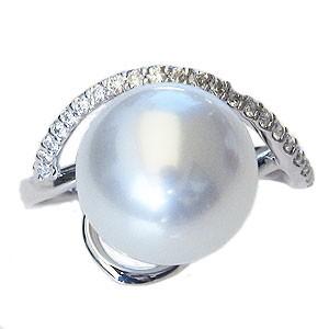 沸騰ブラドン ブライダル リング パール 指輪 南洋真珠パールリング パール K10ホワイトゴールド ダイヤモンド 指輪 ブライダル 指輪 おしゃれ, PETECH:e53d472d --- pfoten-und-hufe.de