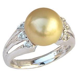見事な創造力 真珠パール 指輪 リング 南洋白蝶真珠 PT900 プラチナ 真珠の直径10mm ゴールド系 プラチナ ダイヤモンド ダイヤモンド 6石 合計0.09ct リング 指輪 指輪 おしゃれ, ミワチョウ:c42a0de1 --- chevron9.de