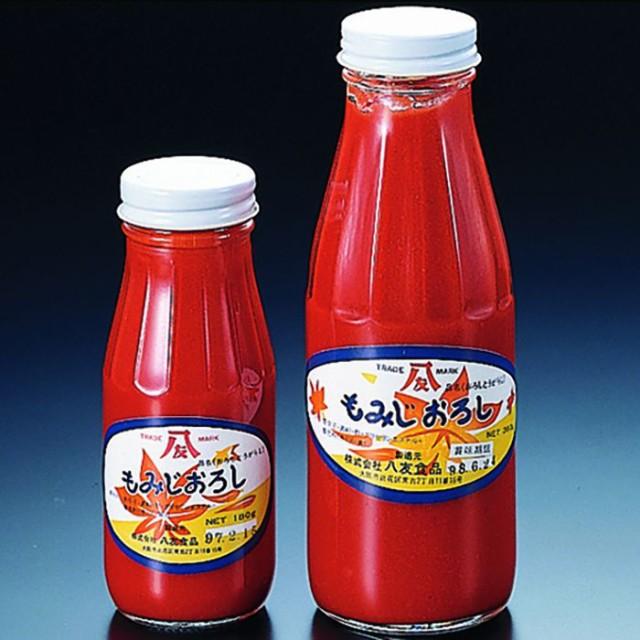 八友のもみじおろし 360g(瓶)