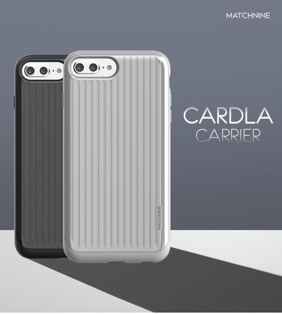 00769f66fd iPhone 8 Plus ケース iPhone 7 Plus カバー Matchnine カードラキャリア アイフォン8プラス アイフォン