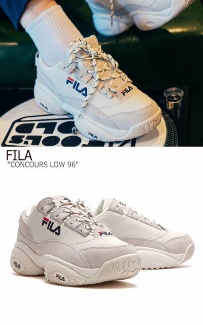Fila Mens 96 Low Sneaker Sports
