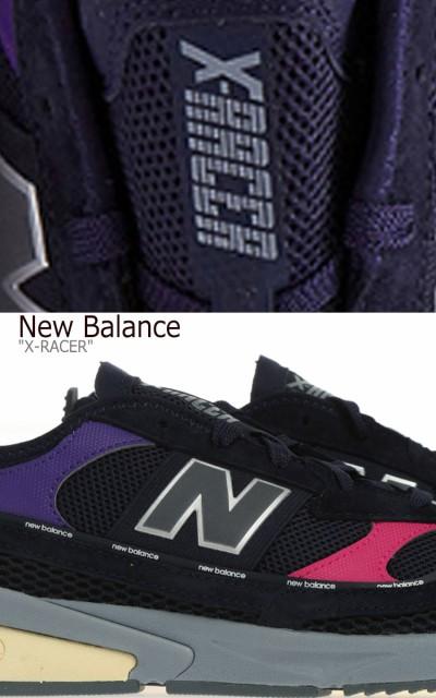 e52d8031d0c5e ニューバランス スニーカー NEW BALANCE メンズ X-RACER X-レーサー NAVY ネイビー MSXRCTLD NBPD9F733N  シューズ