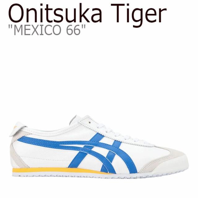 限定版 メキシコ66 メキシコ オニツカタイガー Onitsuka スニーカー 1183A201-100 メンズ 66 レディース シューズ ホワイト Tiger MEXICO 66-靴・シューズ