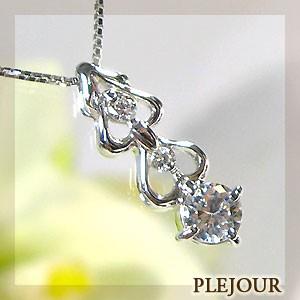 数量は多 ハート・ダイヤモンド・ペンダント・18金・ネックレス, PISTACCHIO 4c3c11b1