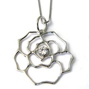 色々な ダイヤモンド・k18・ネックレス・一粒・バラ・ダイヤ・ペンダント, 光市:3a6cec49 --- chevron9.de