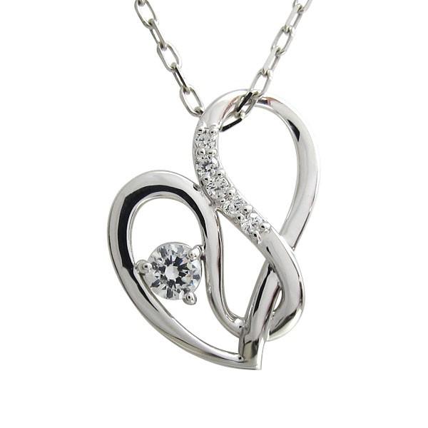 生まれのブランドで プラチナ プラチナ オープンハート オープンハート ネックレス ダイヤモンド ネックレス ネックレス, オガノマチ:9da98190 --- net-fair.de
