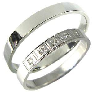 【お買得!】 K18ゴールド・ペアリング・ダイヤモンド・結婚指輪・マリッジリング-その他アクセサリー・ジュエリー