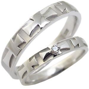 【国産】 マリッジリング・10金・リング・ダイヤモンド・ペアリング・クロスリング・結婚指輪, SkyLink Japan:82225d9e --- frauenfreiraum.de