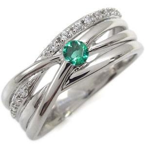格安販売の エメラルド 指輪 18金 一粒 エメラルド リング, ROOT CROPS 6bf621e0