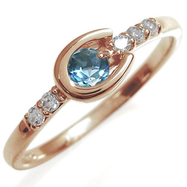 ファッション 馬蹄リング 誕生石 誕生石 ホースシュー 馬蹄リング リング K18 リング 指輪, 京の米職人:66a3cfa2 --- tired.warten-auf-angelina.de