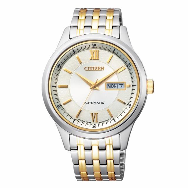 【当店一番人気】 【お取り寄せ】【送料無料 メンズ腕時計】シチズン NY4054-53P メンズ腕時計 シチズンコレクション, 和楽器専門の森乃屋:cc50df09 --- kzdic.de