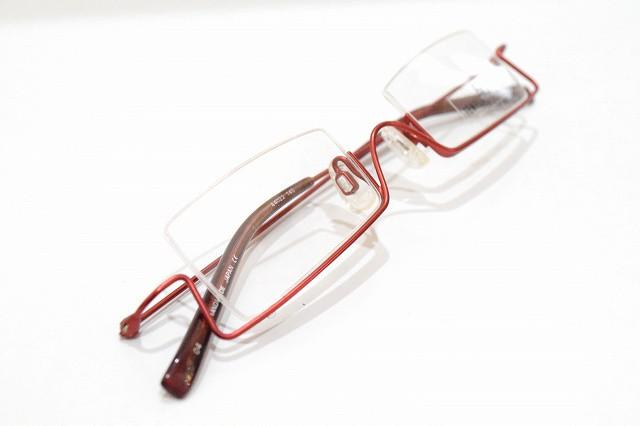 8g(エイトジー)G-129 04ヴィンテージメガネフレーム新品めがね 眼鏡 サングラスアンダーリム逆ナイロールコンサバ