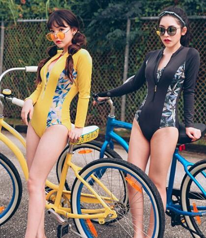 LAZA 夏新作 レディース 水着 韓国風 水泳 水泳ワンピース ビキニ 6