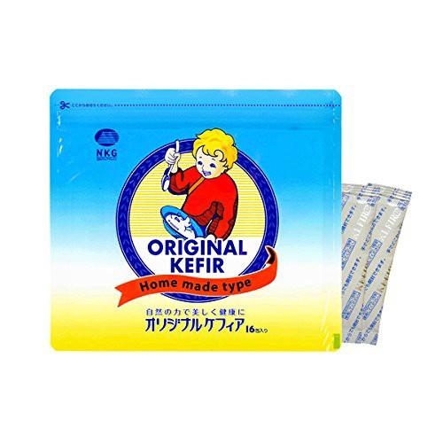 【5個セット】オリジナルケフィア ヨーグルト種菌(16包×5)