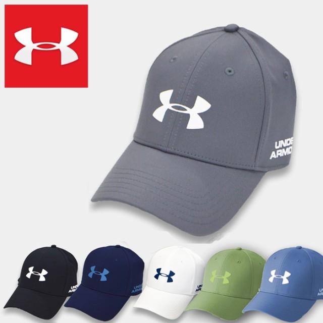 83bf2834ea3 UNDER ARMOUR MENS GOLF HEADLINE 2.0 CAP アンダーアーマー メンズスポーツキャップ 帽子 ゴルフ グレー ブラック