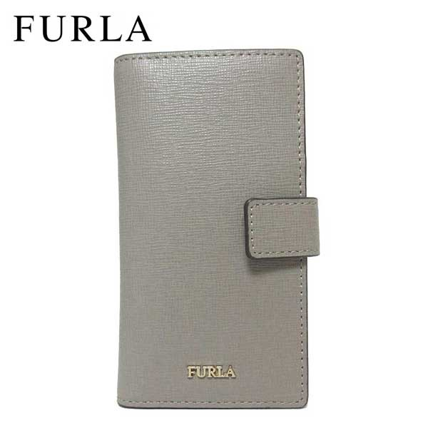 ada068e347a0 フルラ FURLA ブティック キーケース 948260 BABYLON バビロン 型押しレザー カードポケット付き キーケース
