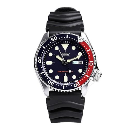 2019公式店舗 【セール】セイコー SEIKO ダイバー ブラックボーイ 自動巻き SKX009KC 腕時計-腕時計メンズ