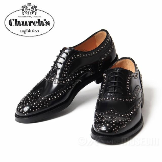【誠実】 チャーチ Churchs レディース レザーシューズ 革靴 バーウッド BURWOOD ME 8746-01【送料無料】, SPOTCHECK.SHOP 3e1b3605