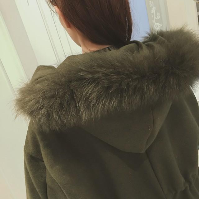 冬服 アウター コート ファーフード付き ショート ウエストシェイプ レディース ジップアップ 取寄せ PFHP02273