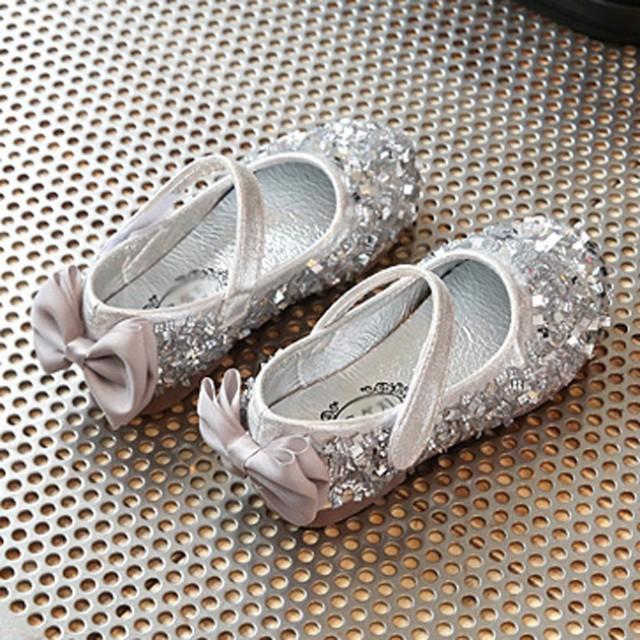 46fdc8959 送料無料 2019新作 人気 子供靴 ピアノ発表会 靴 スパンコール リボンフォーマルシューズ フォーマル
