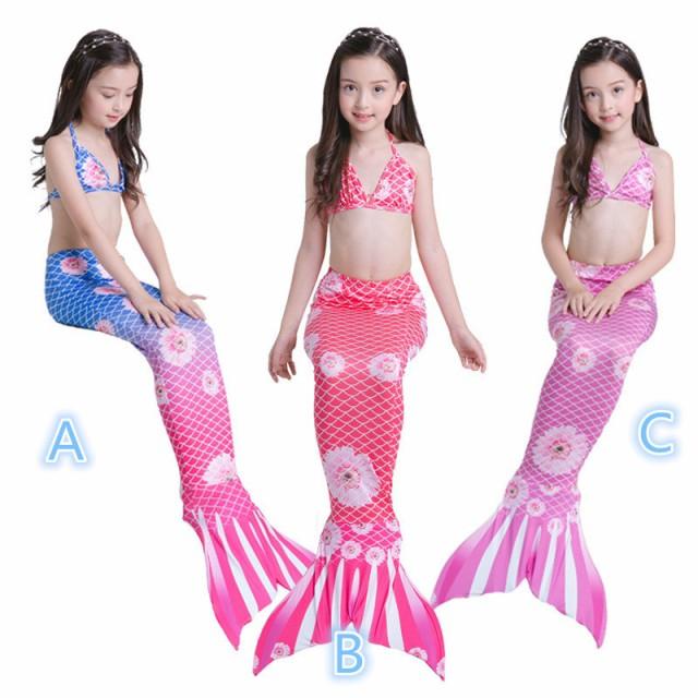 836ad9533ef48 AD165 コスプレ衣装 子供 人魚姫ワンピース キッズ コスチューム 水着 子供用ドレス 衣装 コス なりきり
