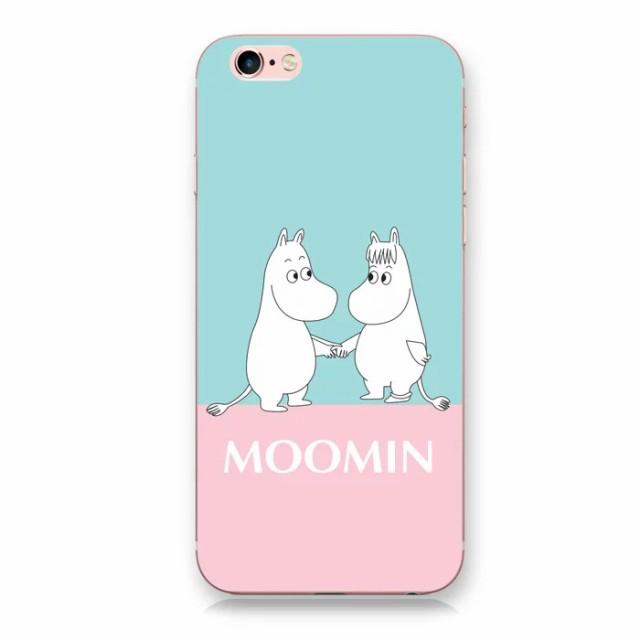 8a75867e66 iPhoneX ムーミン フローレン アイフォーンカバー シンプル かわいい TPU ソフトケース アイフォンケース 014