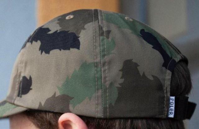 Poler Big Bill Flopster Hat Cap Furry Camo キャップ 送料無料の通販は ... e47d013fb2ea