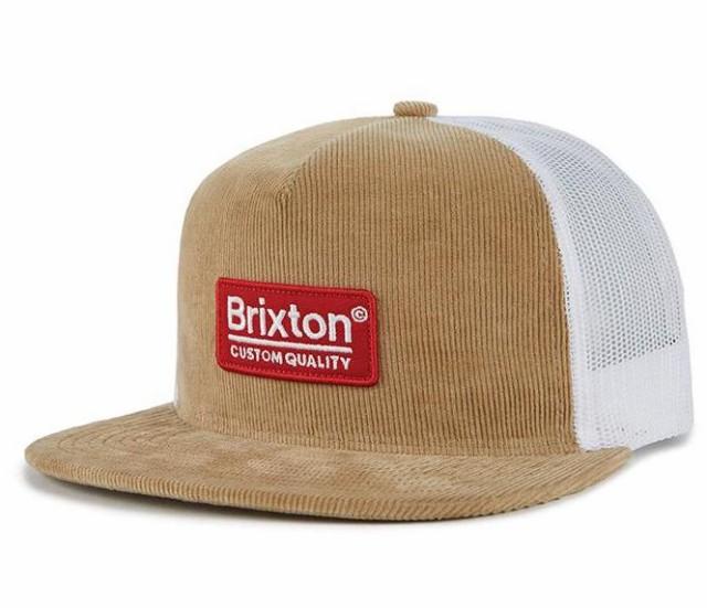 Brixton Palmer Mesh Hat Cap Khaki キャップ 送料無料
