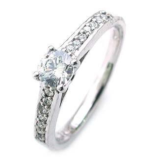 大人気新品 AneCan掲載 Brand メレ ダイヤモンドデザインリング Pt アニーベル 婚約指輪・エンゲージリング-その他アクセサリー・ジュエリー