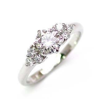 最安値で  AneCan掲載 Pt 婚約指輪・エンゲージリング メレ アニーベル ダイヤモンドデザインリング Brand-その他アクセサリー・ジュエリー