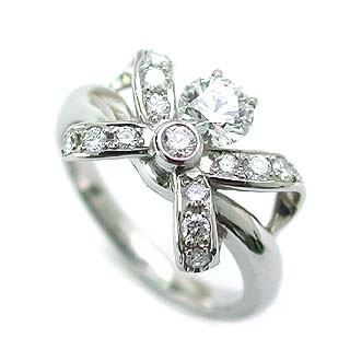 今季一番 Pt 婚約指輪・エンゲージリング ダイヤモンドデザインリング アニーベル Brand-その他アクセサリー・ジュエリー