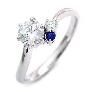 高い品質 CanCam掲載9月誕生石 サファイア サファイア ダイヤリング Pt ダイヤリング 婚約指輪・エンゲージリング, テラネット:d47510e1 --- chevron9.de