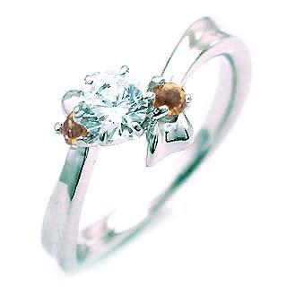 新しい季節 11月誕生石 Pt シトリン シトリン Pt 11月誕生石 ダイヤモンドリング 婚約指輪・エンゲージリング, クロベシ:37e72487 --- stunset.de