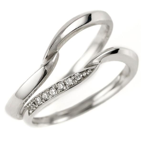 人気定番 結婚指輪 マリッジリング ペアリング ダイヤモンド プラチナ リング リング 人気 ペアリング 2本セット 刻印無料 刻印無料 メンズ レディース スイートマリッジ, コドモズドア:f643daef --- kzdic.de