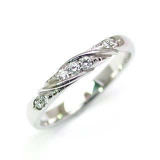 早い者勝ち ダイヤモンドペアリング ニナリッチ Jewelry Brand Pt-その他アクセサリー・ジュエリー