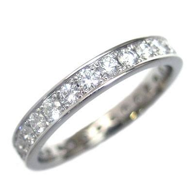 【最安値】 プラチナ ダイヤモンドフルエタニティリング Brand Jewelry L'or, オオタシ b3b2f9f1
