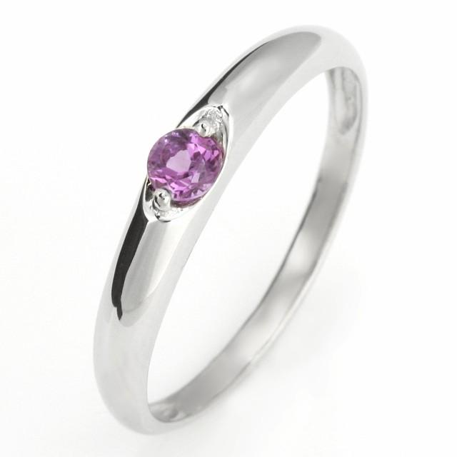 「アメジスト 結婚指輪 画像」の画像検索結果