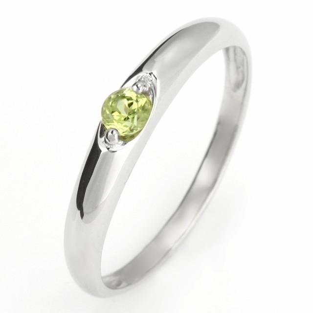 「ペリドット 結婚指輪 画像」の画像検索結果