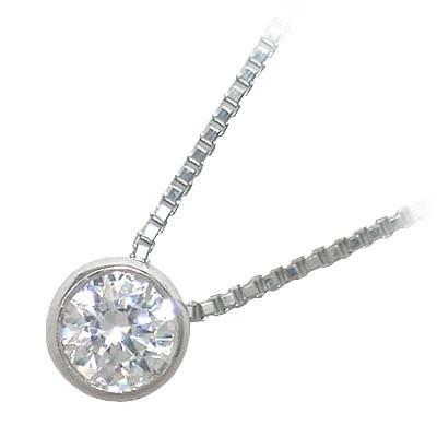 新作 ネックレス 一粒 ダイヤモンド ネックレス シルバー ダイヤモンドネックレス ダイヤモンド ダイヤ 0.45カラット, タノーダイヤモンド 0f65f4a4