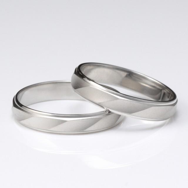 大人気新作 刻印無料 つや消し 結婚指輪 マリッジリング ペアリング プラチナ, クッチャンチョウ 9160cfb5
