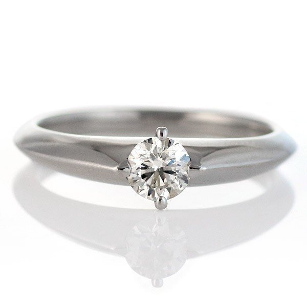 豪奢な ダイヤモンド リング 指輪 プラチナ リング リング ダイヤ デザイン ダイヤモンド リング レディース ソリティア 人気 鑑定書付き エクセレントカット VS 0.28ct, 三石郡:9652453c --- chevron9.de