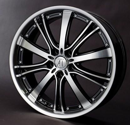 人気沸騰ブラドン Y50 フーガ 前期 後期 19インチ 新品 アルミホイール タイヤセット ラーヴィ ブラックポリッシュ, 常陸大宮市 c332ecd4