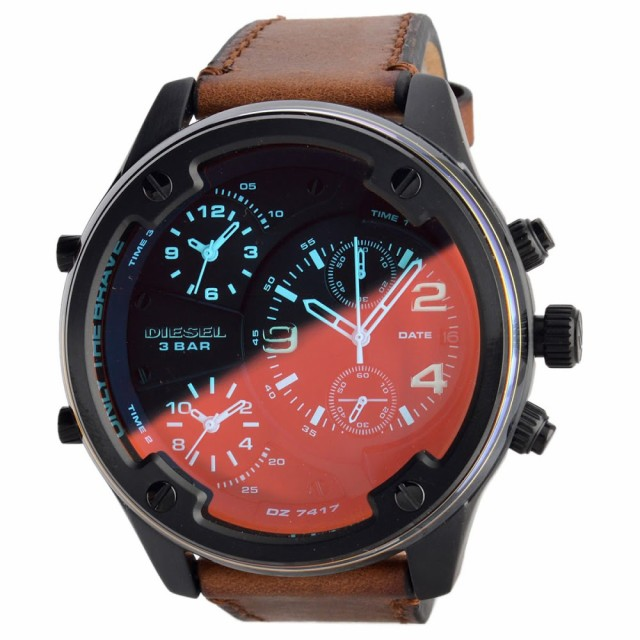 正規代理店 ディーゼル DIESEL DZ7417 ボルトダウン メンズ 腕時計, 竹原クロージング cba6f49e