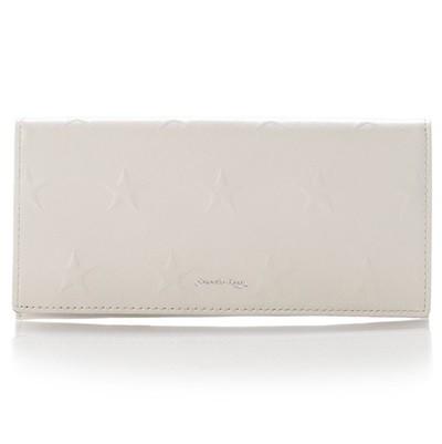 人気ショップ サマンサキングズ 長財布 長財布 ホワイト スターモチーフ ホワイト SAMANTHA KINGZ, 100 %品質保証:923f2668 --- chevron9.de