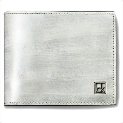 【初回限定】 カルバンクライン 二つ折り財布 ホワイト, どら屋:6abffa40 --- 1gc.de