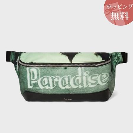 【オンラインショップ】 ポールスミス バッグ ボディバッグ メンズ Paradise プリント 002 Paul Smith, ポッシュシゴーニュ 18e70fe0