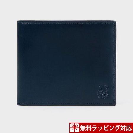 最新 ポールスミス 財布 Paul メンズ 折財布 PCゴールドエッジ メンズ 財布 2つ折り財布 ネイビー Paul Smith, 日吉町:c484847f --- kzdic.de