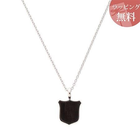【限定価格セール!】 エンブレム SV 真黒 ロジウム メンズ SAMANTHA KINGZ ネックレス サマンサキングズ-ネックレス