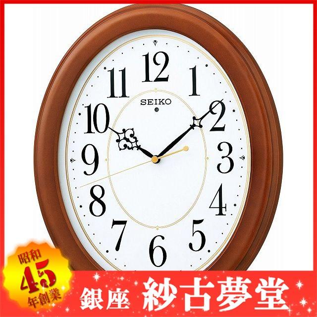 SEIKO CLOCK KX390B